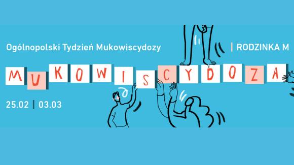 19 Ogólnopolski Tydzień Mukowiscydozy –  Rodzinka M