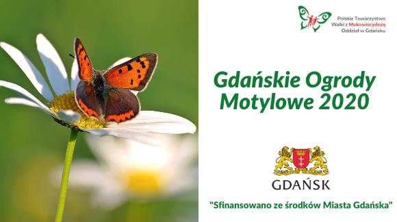 Gdańskie Ogrody Motylowe 2020