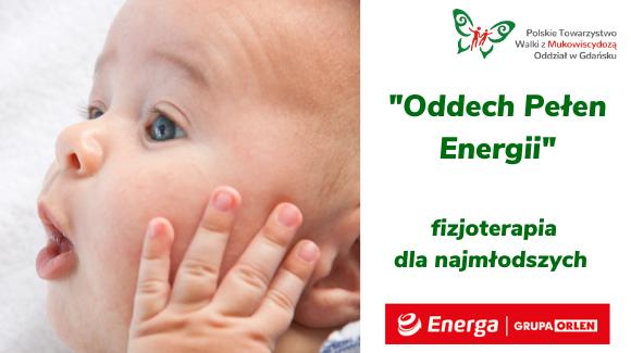 ODDECH PEŁEN ENERGII fizjoterapia  dla najmłodszych